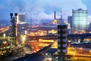 steel plant fafwf