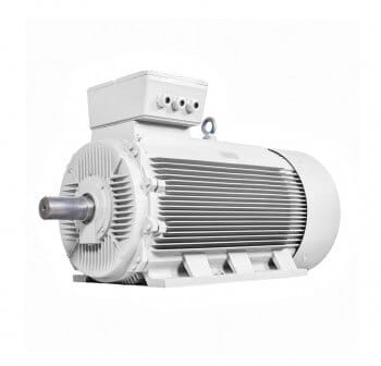 Low voltage motors 55kW and more