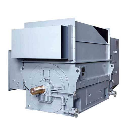 explosion proof high voltage motors - IC611