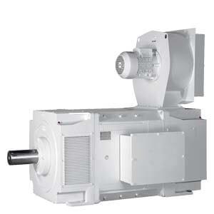 Large DC motors stock