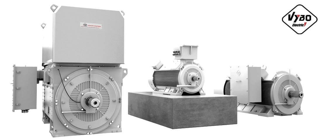 Industrial electric motors EX stock