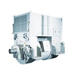 Large AC generators 180 to 4800 kVA