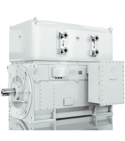 High voltage motors IC81W - water cooled