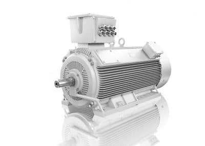 electric motor big power low voltage