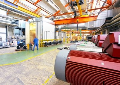 electric motors big power