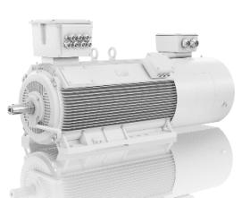Slip ring electric motors IC411 cooled