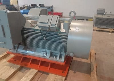 compact electric motors