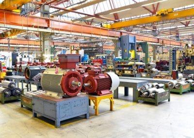 electric motors eu manufacture