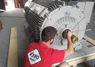 electric motors high voltage manufacture