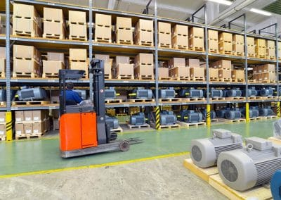 electric motors stock