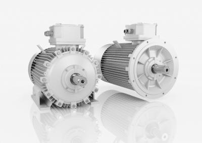 electric motors atex