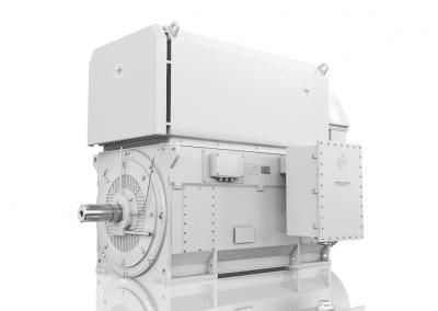 medium and high voltage modular electric motors vybo electric