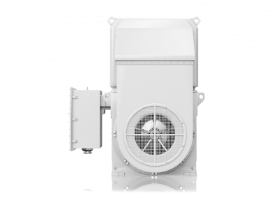 high voltage electric motor vybo