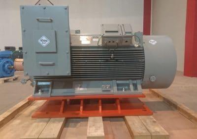 medium voltage motor vybo
