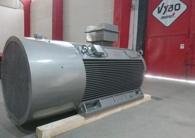 medium voltage motors manufacture 2