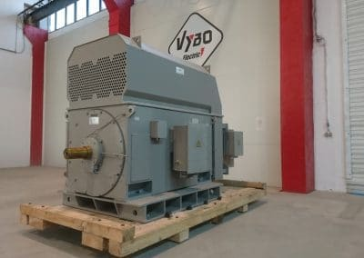slip ring electric motors