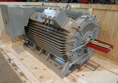 special high voltage motors