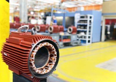 drive technology electric motors