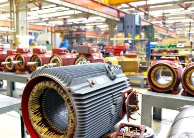 european make electric motors