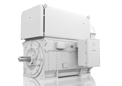 high voltage electric motor