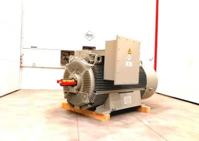 electric motors europe