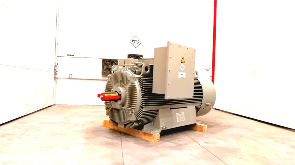 electric motors europe