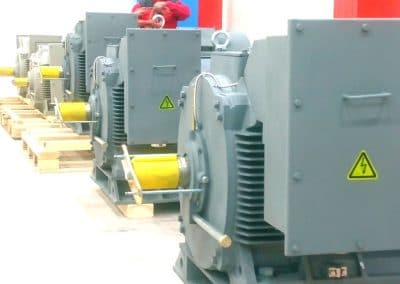 electric motors european supplier