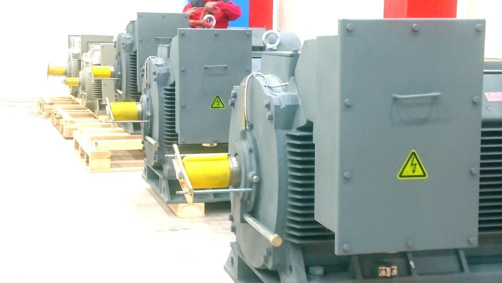 electric motors european supplier