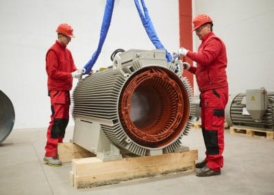 manufacture electric motors