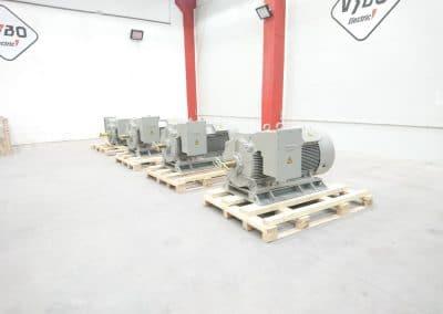 medium voltage motors 6000V