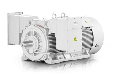 Medium and high voltage squirrel cage motors VYBO Electric