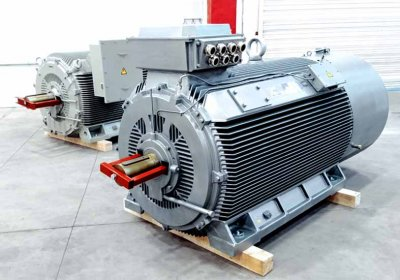 1500kW electric motor