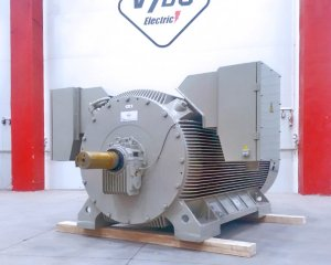 2400kW electric motor