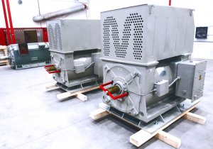 500kw electric motor VYBO