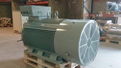 asynchroniczny silnik roboczy VFD