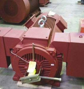 electric motor 200kw