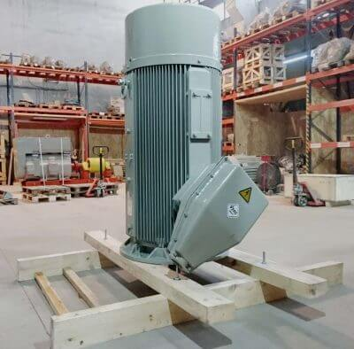 electric motor 250kw IMV1