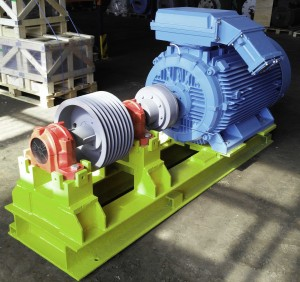 electric motor 400kw