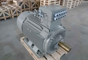 electric motor 400kw VYBO Electric