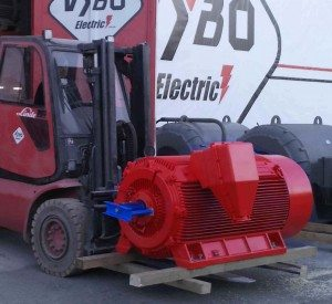 electric motor 630kw