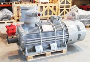 electric motor H17R 315kw