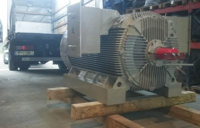 electric motor H17R630Z4 1300kW