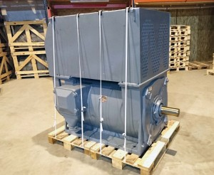 electric motor H27R 450kw