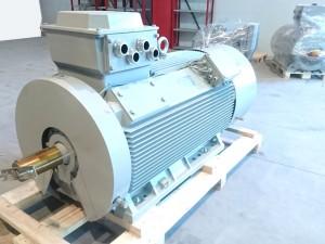 Silnik VFD 400kW 6-biegunowy