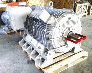 VN electric motor H17R 250kw